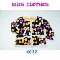 harga Jaket Bulu Anak Impor Keluarga Tshirt Kids Boy Girl Polos Murah Tokopedia.com