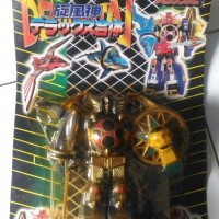 harga Mainan Jadul Ninja Storm Megazord Tokopedia.com