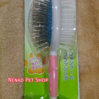 Sisir Kucing dan Anjing Dengan 2 Model/Comb for Dog and Cat Doggyman