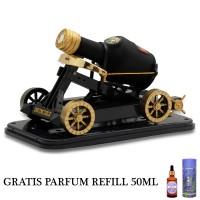 GRATIS PARFUM REFILL 50ML - Parfum Mobil Dashboard Mewah - Napoleon