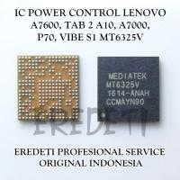 harga Ic Power Control Lenovo A7600. Tab 2 A10. A7000 Mt6325v Kd-001374 Tokopedia.com