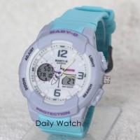Jam tangan Baby-G BGA-230SC / Jam Gshock Wanita Strap Blue