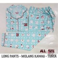 MOLANG KAWAII Tosca - Pajamas Dewasa Long Pants