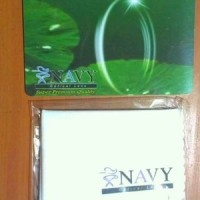 Lensa kacamata Navy  Standard Anti Radiasi Anti Gores Bening