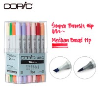 Jual Copic Ciao Marker Set 24 Basic Murah