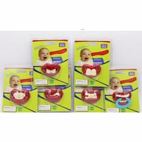 Jual Empeng gigi, empeng lucu unik, dot bayi bentuk gigi Murah