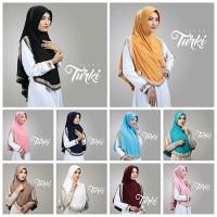 Hijab Instant Bergo Turki