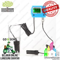 DualMeter pH Meter dan TDS Meter adaptor Aquascape hidroponik aquarium