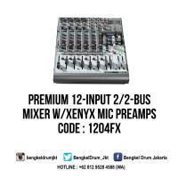 Behringer Analog Mixers XENYX 1204FX