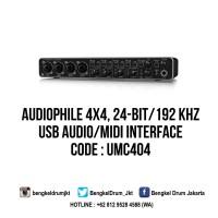 Behringer Audio Interfaces U-PHORIA UMC404