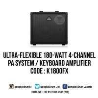 Behringer Keyboard Combo Amplifiers ULTRATONE K1800FX