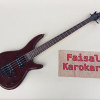 Gitar Bass SDGR plus gigbag Gojek