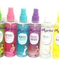 Parfume marina body mist cologne spray 100ml