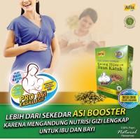 AFIS ASI Booster susu soya + kacang hijau susu pelancar asi ibu