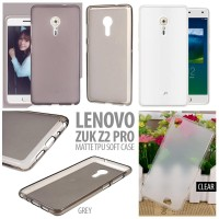 Lenovo ZUK Z2 Pro - Matte TPU Soft Case
