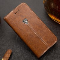 Flip Wallet Leather Case Cover Casing with Card Slot for Iphone 6 6s
