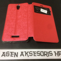 Flipcover Coolpad Sky 3 5.5 inchi Sarung Buku Flip Case HP