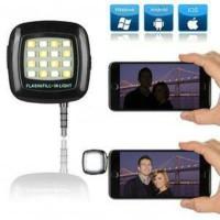 Jual lampu selfie 16 led... Murah
