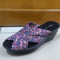Sandal Anyam / Sandal Rajut Slop Selop Lulia VS310