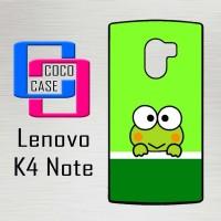Casing Hp Lenovo K4 Note Keroppi Wallpaper X4305