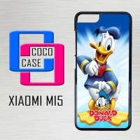 Casing Hardcase Hp Xiaomi Mi5 Donald Duck X4639