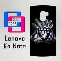 Casing Hp Lenovo K4 Note Oakland Raiders X4444