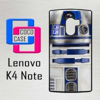 Casing Hp Lenovo K4 Note R2D2 X4466