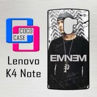 Casing Hp Lenovo K4 Note eminem  X4641