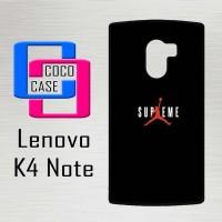 Casing Hp Lenovo K4 Note Supreme x Jordan X4451