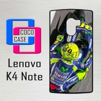 Casing Hp Lenovo K4 Note Valentino Rossi X40335