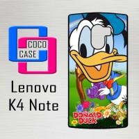 Casing Hp Lenovo K4 Note Donald Duck Best X4637