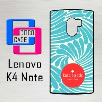 Casing Hp Lenovo K4 Note Kate Spade Quotes X4456