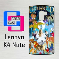Casing Hp Lenovo K4 Note enchanted X4643