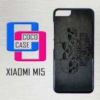 Casing Hardcase Hp Xiaomi Mi5 Harley Skull Wallpaper X4488