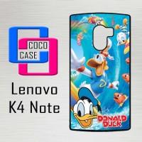 Casing Hp Lenovo K4 Note Donald Duck X4638