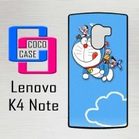 Casing Hp Lenovo K4 Note doraemon X4293