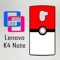 Casing Hp Lenovo K4 Note Pokeball X4662