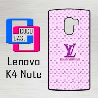 Casing Hp Lenovo K4 Note louis vuitton logo X4434