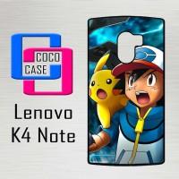 Casing Hp Lenovo K4 Note Pokemon X4680