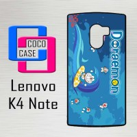 Casing Hp Lenovo K4 Note Doraemon X4294