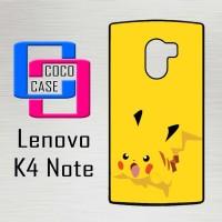 Casing Hp Lenovo K4 Note Pikachu X4661