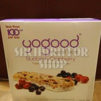 Pristine Yogood Yo Good Muesli Bar Blueberry Cranberry 6 x 23 (138 gr)