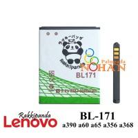 Baterai Lenovo A390 A60 A65 A356 A368 BL171 Double IC Protection
