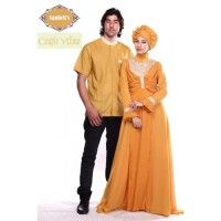 Baju Muslim Couple Premium