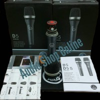Microphone kabel AKG D5 kw super ( semi ori ) / mic AKG D5