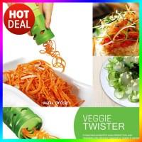 Jual  Alat Pembuat Garnish Spiral = Veggie Twister Murah