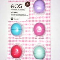 EOS Lip balm (5 pack)