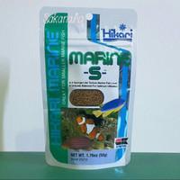 Makanan Ikan Hias Laut Hikari Marine S 50g / 50gr / 50 gr / 50 gram