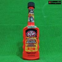 STP Octane Booster-Peningkat Oktan-Pembersih 5.25 OZ / 155 ML