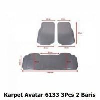 Karpet Avatar 6133 3Pcs Mobil Honda Brio 2012